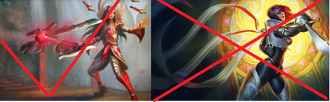 Petition Revert Fiora changes and all Irelia nerfs since ...  Petition Revert...