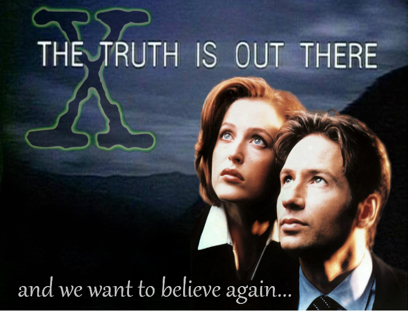 Petition Revive The X Files