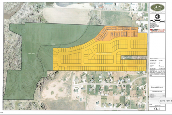 Petition Rezone of Prevedel Property