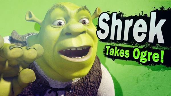 petition shrek for super smash bros 5