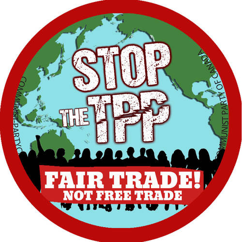 Stop the Trap: Reject the Trans-Pacific Partnership (TPP)