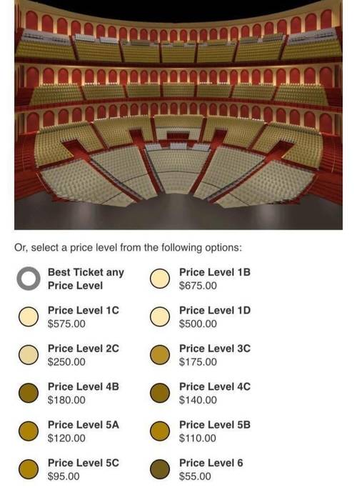 Petition Stop Ticket Price Increase Celine Dion 2017