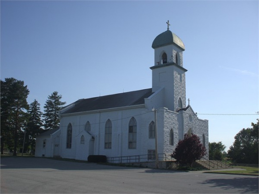 Save St. Sebastian's Church from Demolition - Keep Signing it is working!!