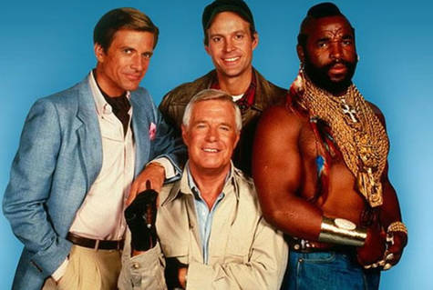 Bring back classic 80s TV: Maybe we can find... THE A-TEAM!