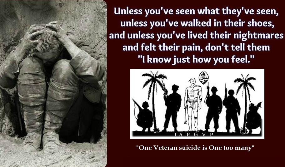 petition the fight to prevent suicide among our veterans
