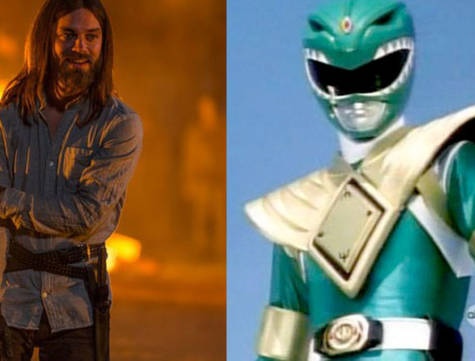 Petition Tom Payne as Tommy Oliver Aka  The Green Ranger?