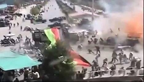 UN Secretary-General Ban Ki-Moon: Appoint a Commission to Investigate the 23 July Attack on the Peaceful Rally of the Enlightening Movement in Kabul