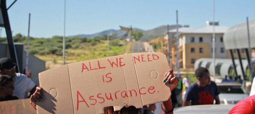Petition We demand clarity on NSFAF's tuition and non ...