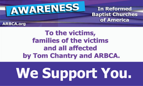Petition We support the Victims of Tom Chantry & ARBCA
