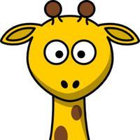Резултат с изображение за giraffe emoji