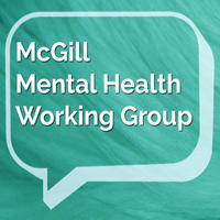 McGill Mental Health Working Group