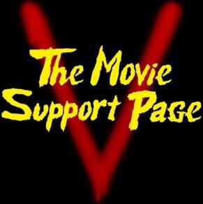 V -   The Movie Support Page