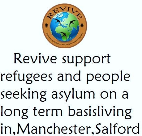 Revive supporting refugees and  asylum seekers  .