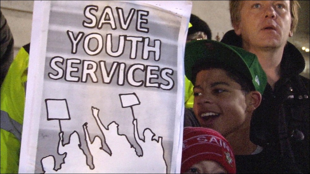 Save Haringey Youth Service